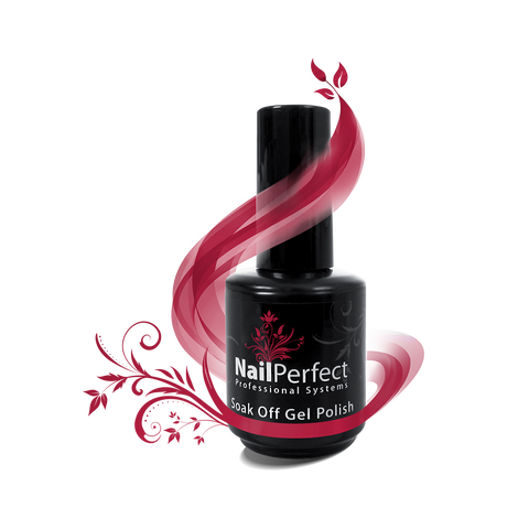 Soak Off Gel Polish - #055 Flirty Flirt