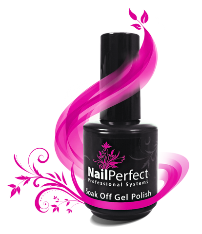 Soak Off Gel Polish - #123 Spring Break Mode