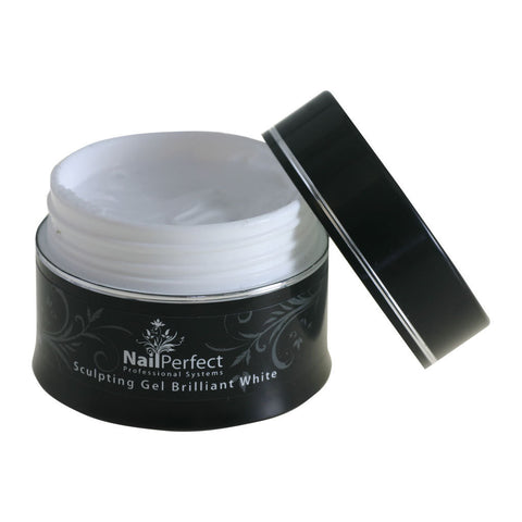 UV Sculpting Gel - Brilliant White