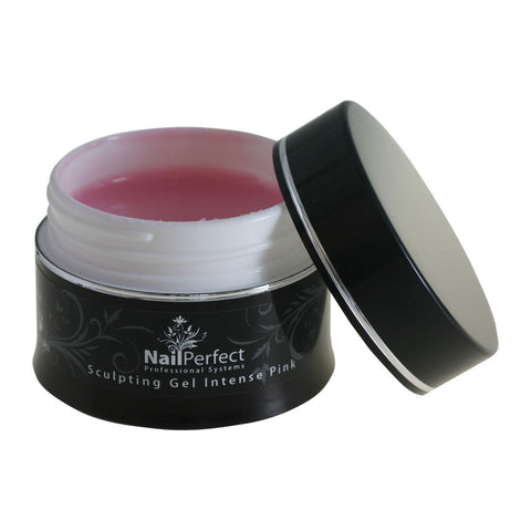 UV Sculpting Gel - Intense Pink