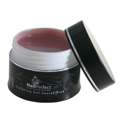 UV Sculpting Gel - Secret Pink