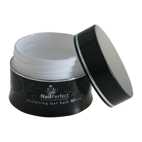 UV Sculpting Gel - Soft White