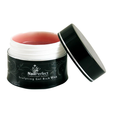 UV Sculpting Gel - Rich Pink