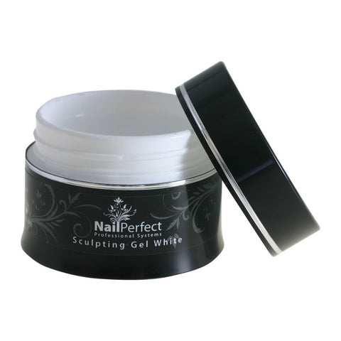 UV Sculpting Gel - Sculpting White