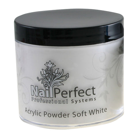 Premium Acrylic Powder - Soft White
