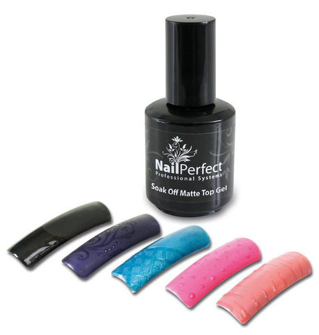 Top Coat - Matte (Soak-Off)