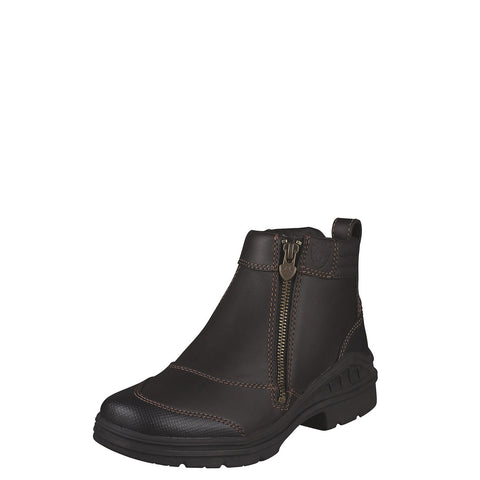 Bottillon Barnyard Side Zip - femme (Ariat 10003562)
