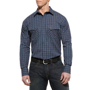 Chemise à manches longues Gregg - homme (Ariat 10013275)