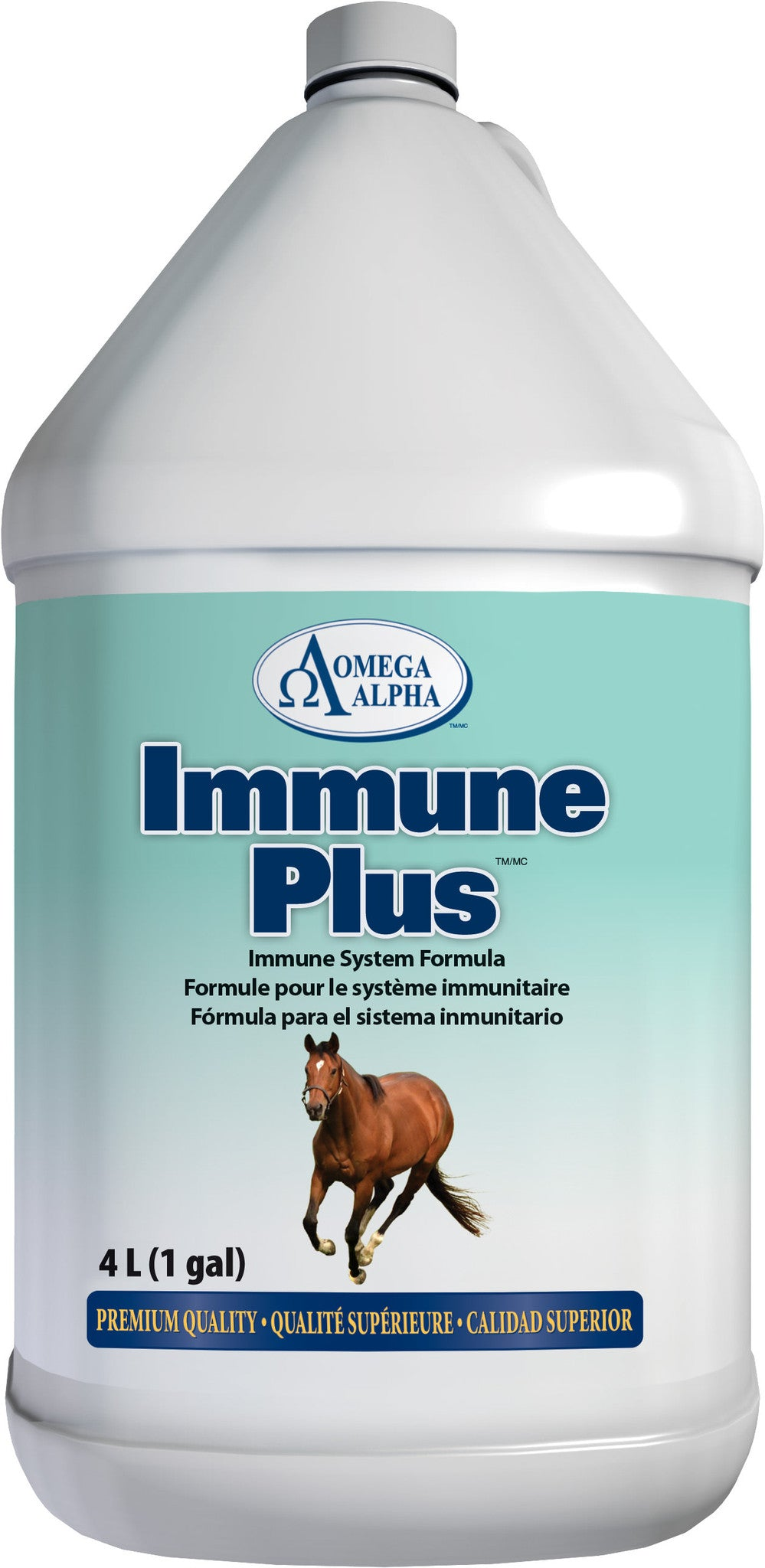 Immune Plus 1 L - (Omega Alpha 250956)