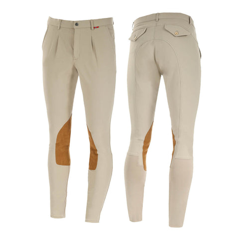 Pantalon knee patch Sander - homme (B Vertigo 36255)