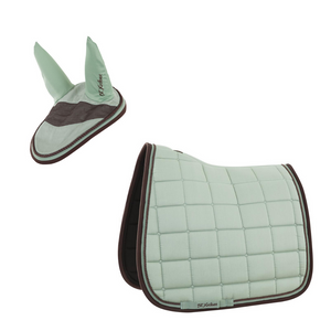 Fly mask and saddle pad kit Xcellence Dressage (BR)