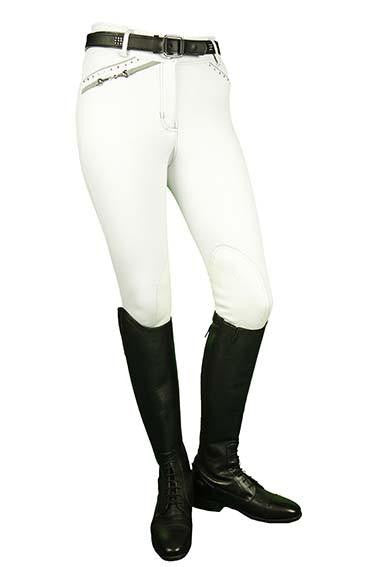 Pantalon knee patch Verona Elements - (HKM 4760)