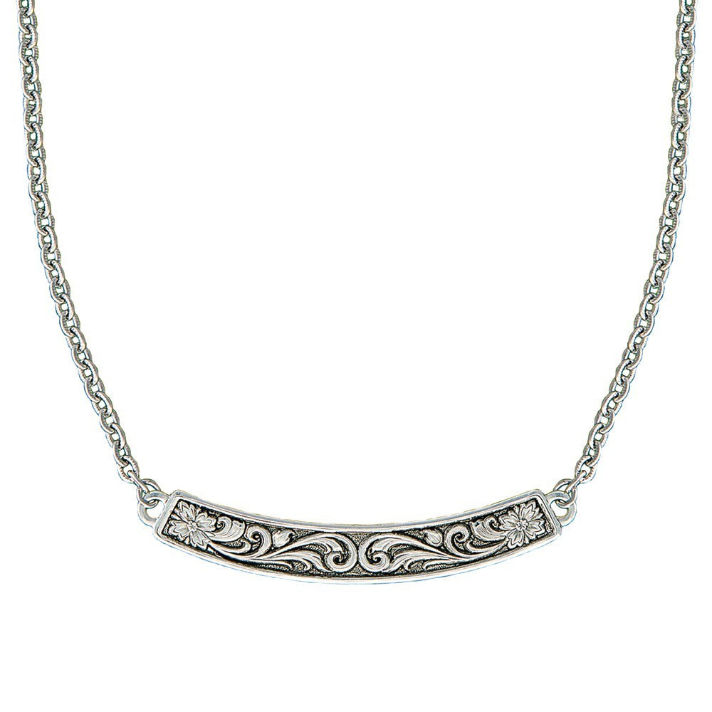 Collier Western Deco Bar - (Montana Silversmiths 2299)