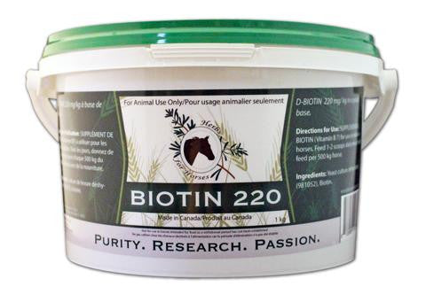 Supplément Biotin 220 - (Herbs for Horses)
