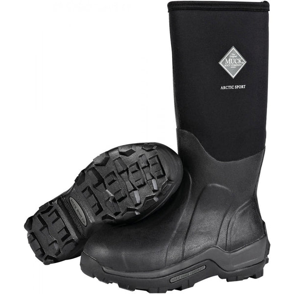 Botte haute imperméable et isolée Arctic Sport Tall Height - (Muck Boot ASP-000A)