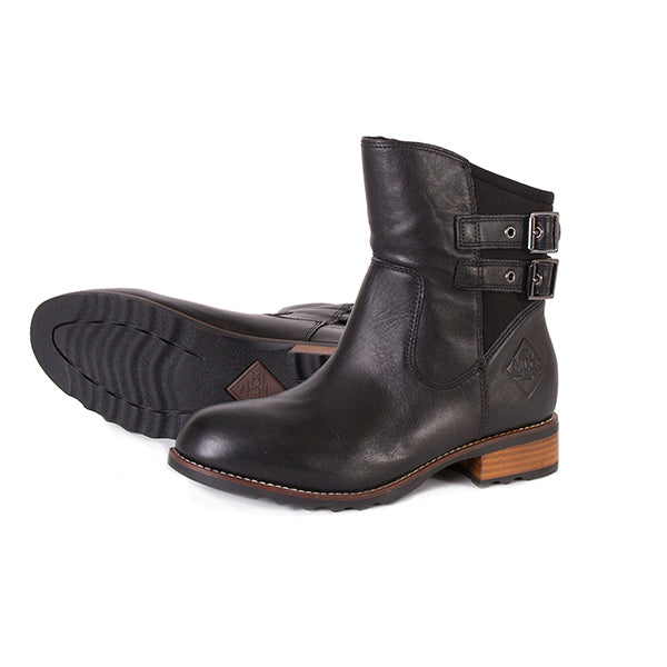 Bottillon en cuir imperméable Verona - (Muck Boot VRN-000)