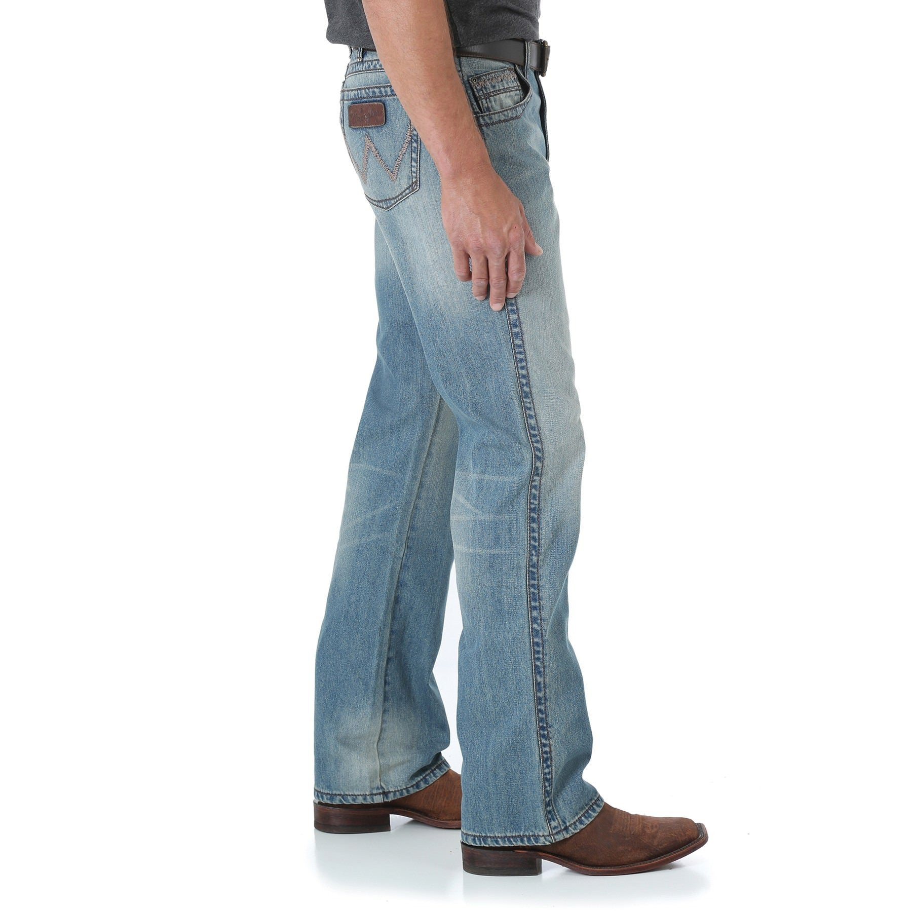 Jeans Relaxed Fit - homme (Wrangler WLT77TX)