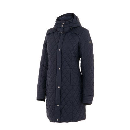 Manteau léger long Warmup - femme (Noble Outfitters 28510)