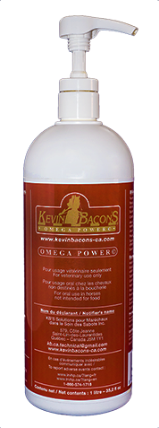 Omega Power 1 L - (Kevin Bacon's)