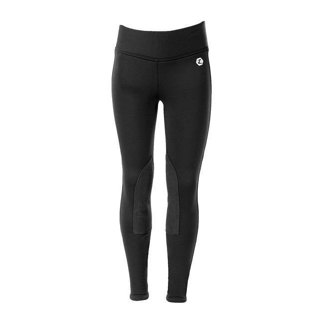 Pantalon knee patch doublé Active - enfant (Horze 36244)