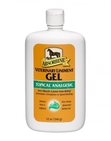 Liniment en gel 340 g - (Absorbine 116711)