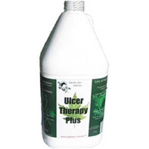 Supplément de digestion complet Ulcer Therapy Plus (UTP) 4 L - (Herbs for Horses)