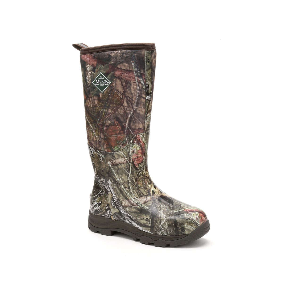 Botte imperméable et isolée Woody Plus - (Muck Boot WDP-MOCT)