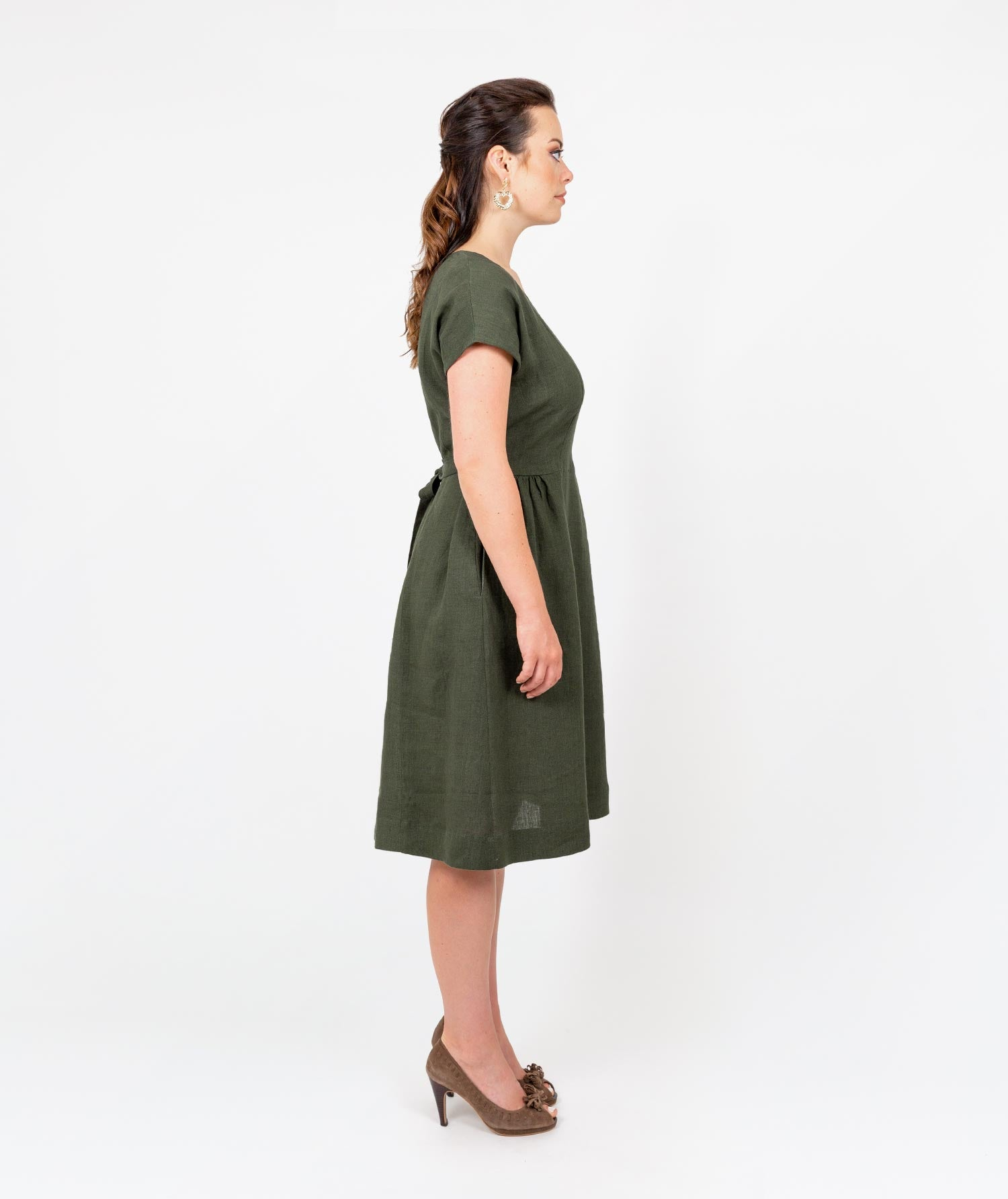 Resolute Dress by Holi Boli
