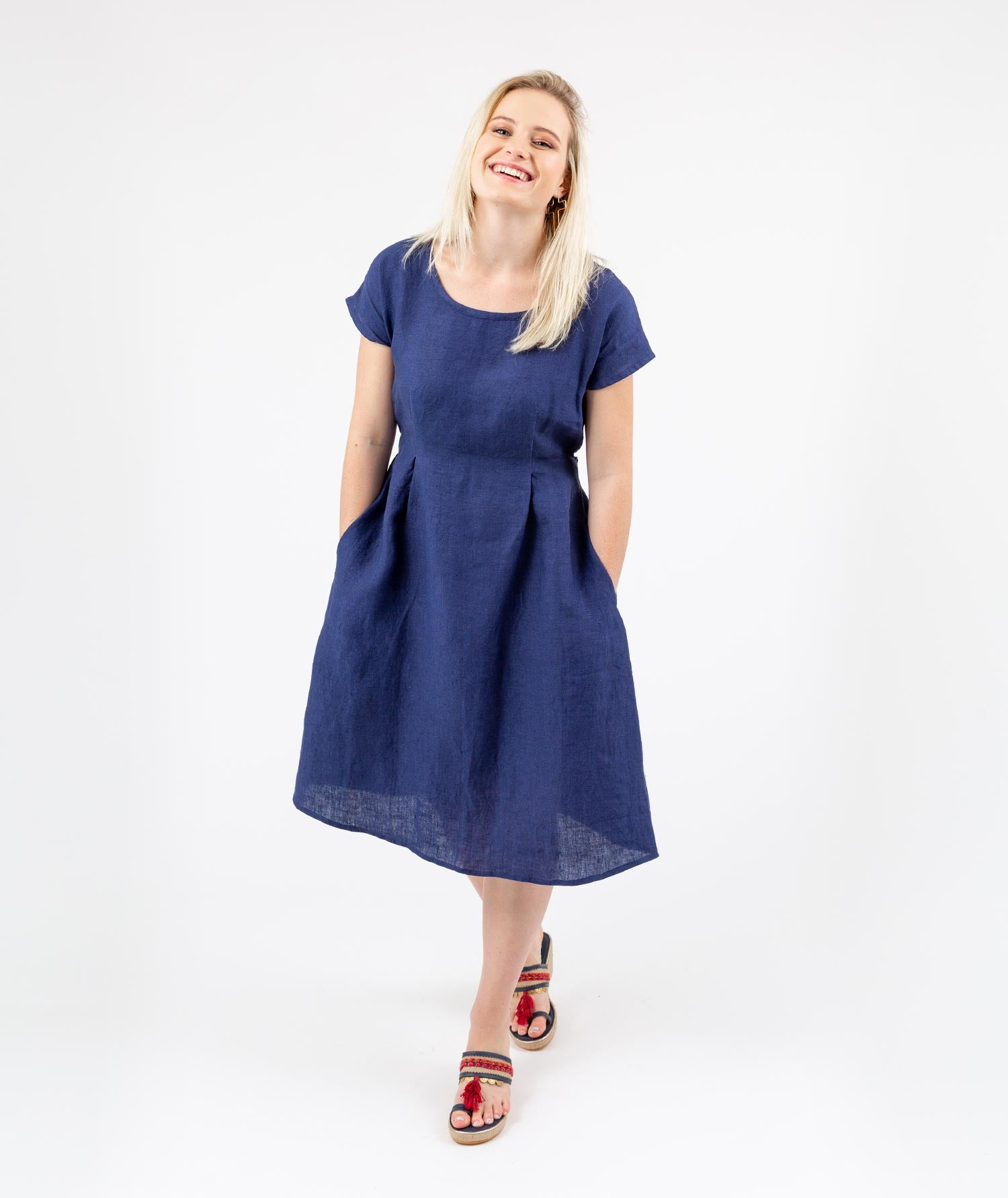 Eastbound Dress by Holi Boli