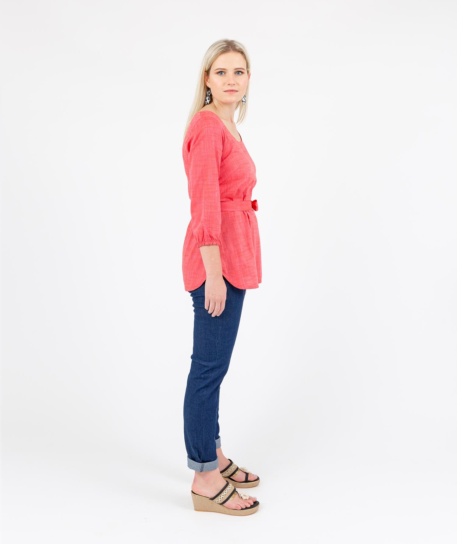 Holi Boli, Escapade Top, Top, ethical fashion