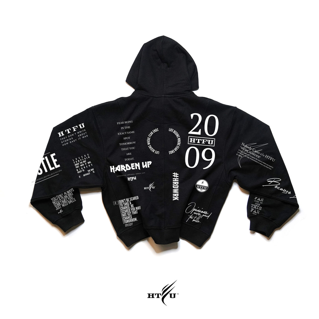 Blackout Hoodie, Limited Storyboard Edition - Ships 6/5