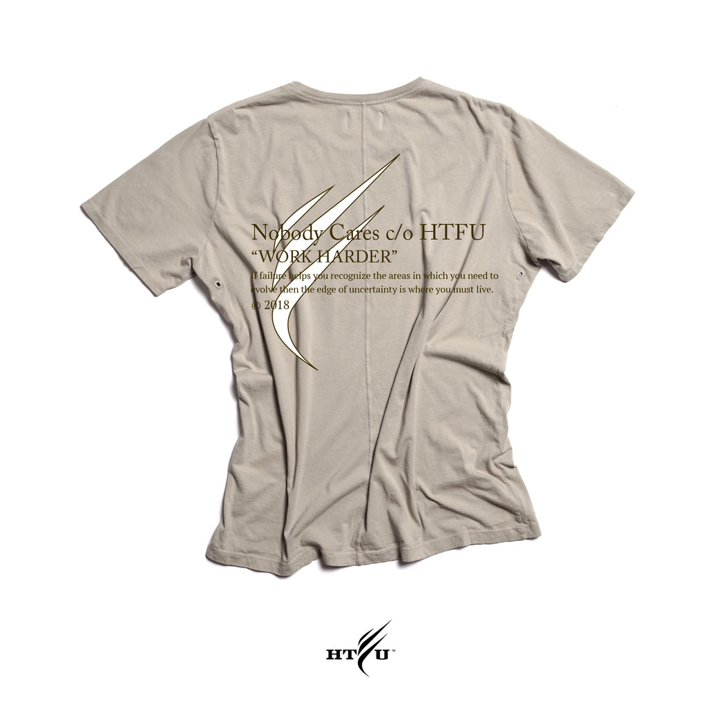 Edge Of Uncertainty Tee - Sand