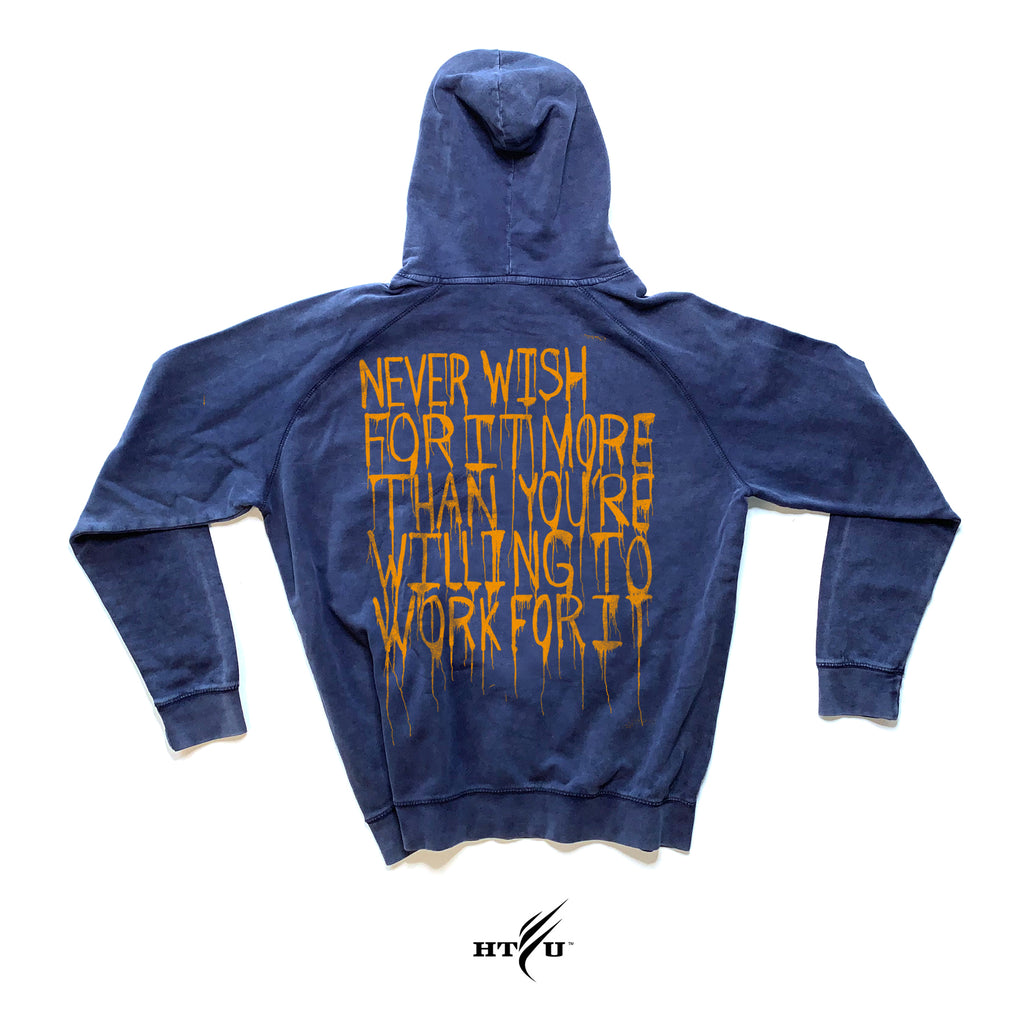 Never Wish Pullover Hoodie