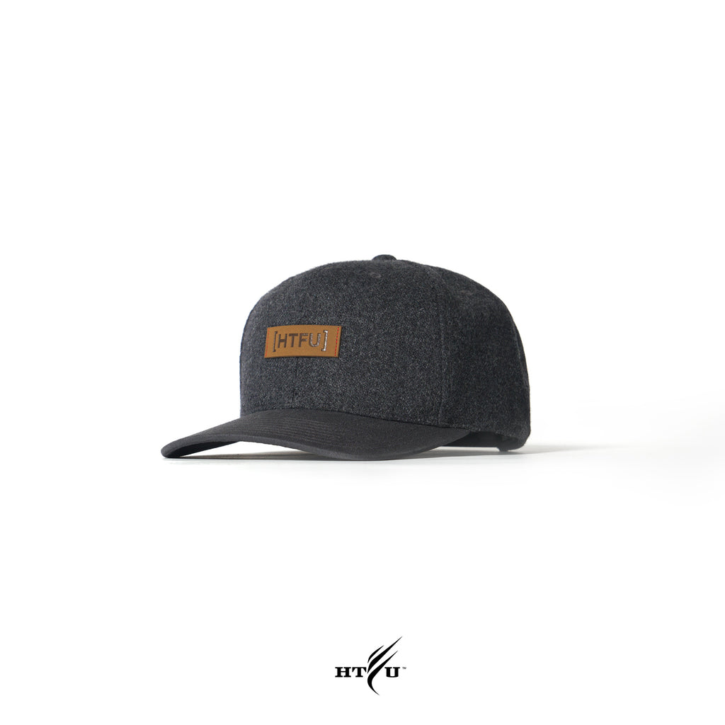 Censor Bar Snapback - Wool