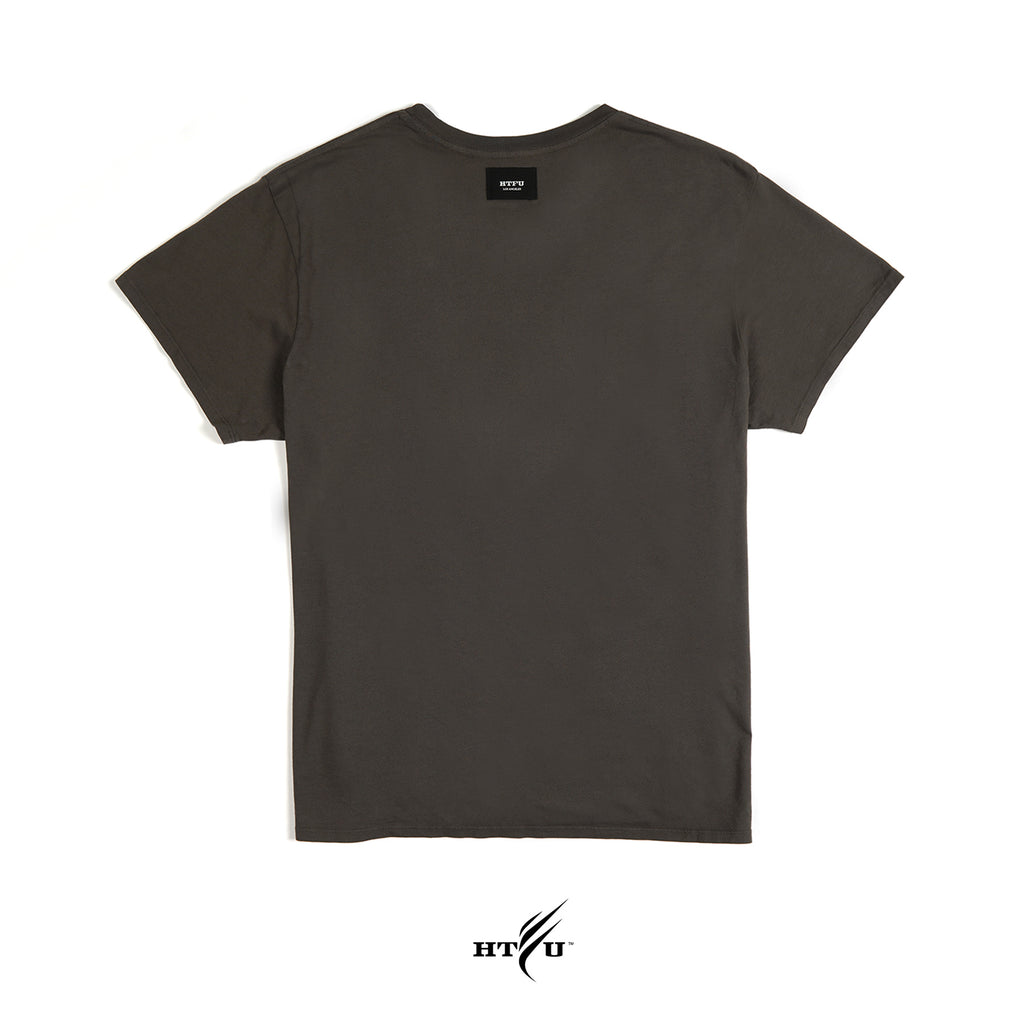 Essentials Tee - Charcoal