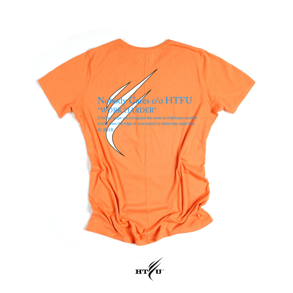 Edge Of Uncertainty Tee - Gibson Orange