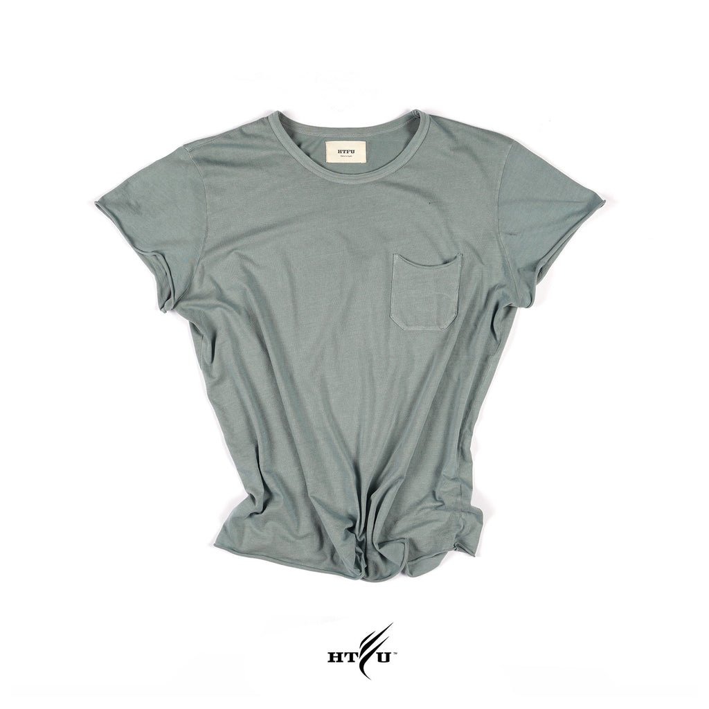 Cap Sleeve - Evergreen