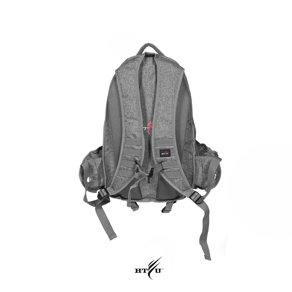 Factory Backpack - Heather Grey