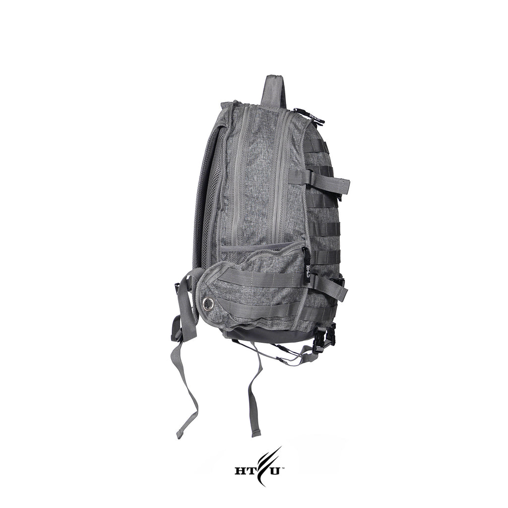Factory Backpack - Heather Black