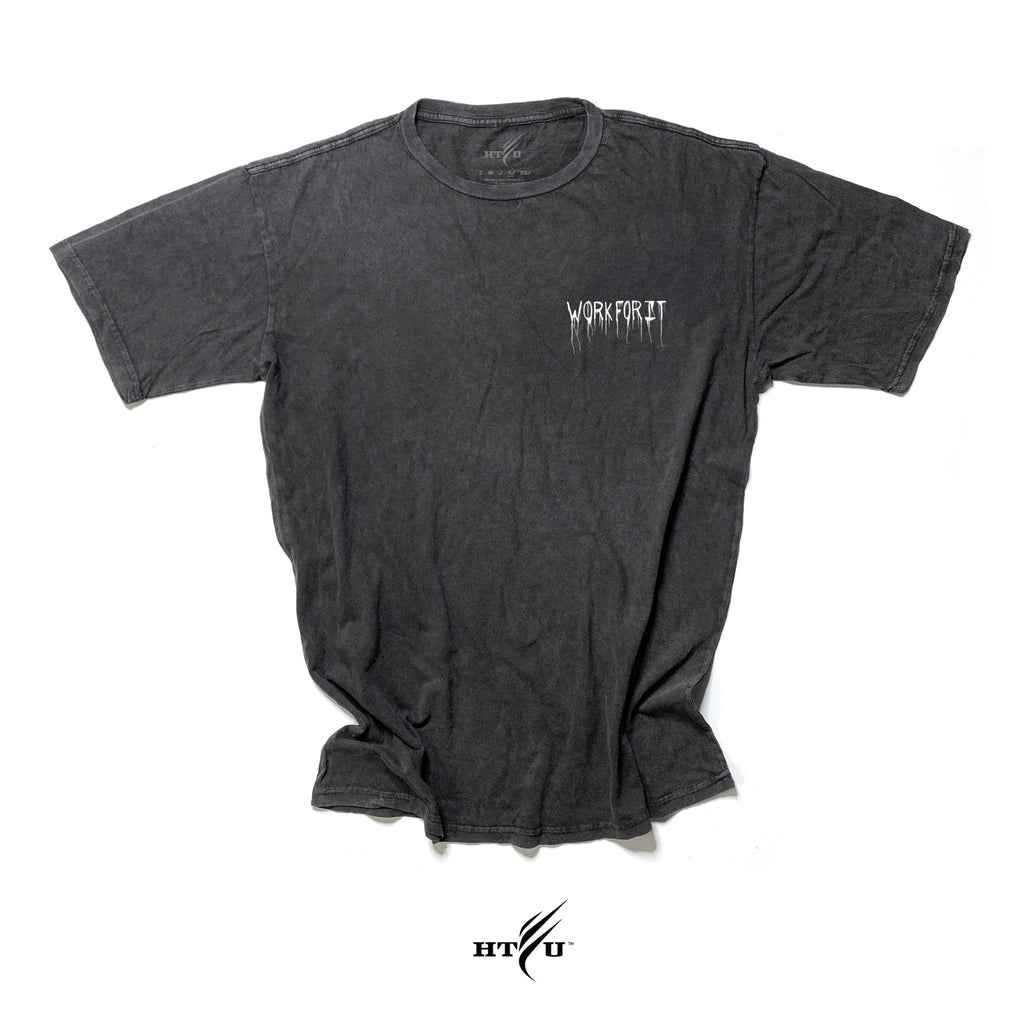 Never Wish - Vintage Charcoal Grey