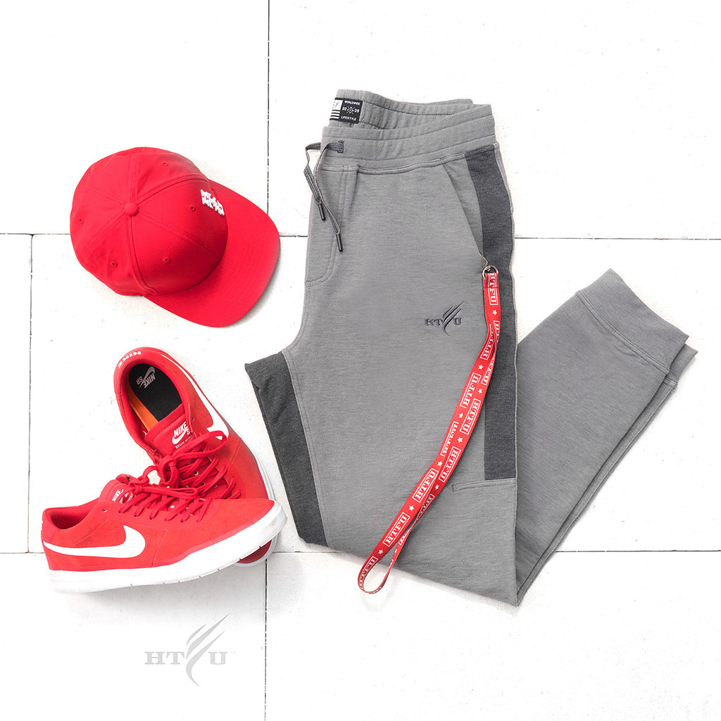 Performance Joggers - Grey