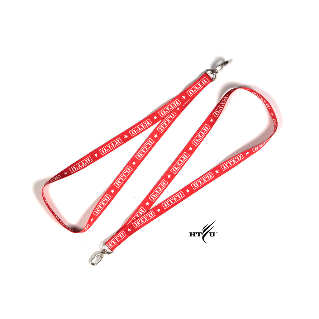 Four Square Lanyard