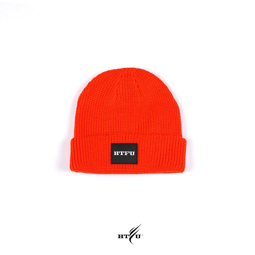 HTFU Beanie - Orange