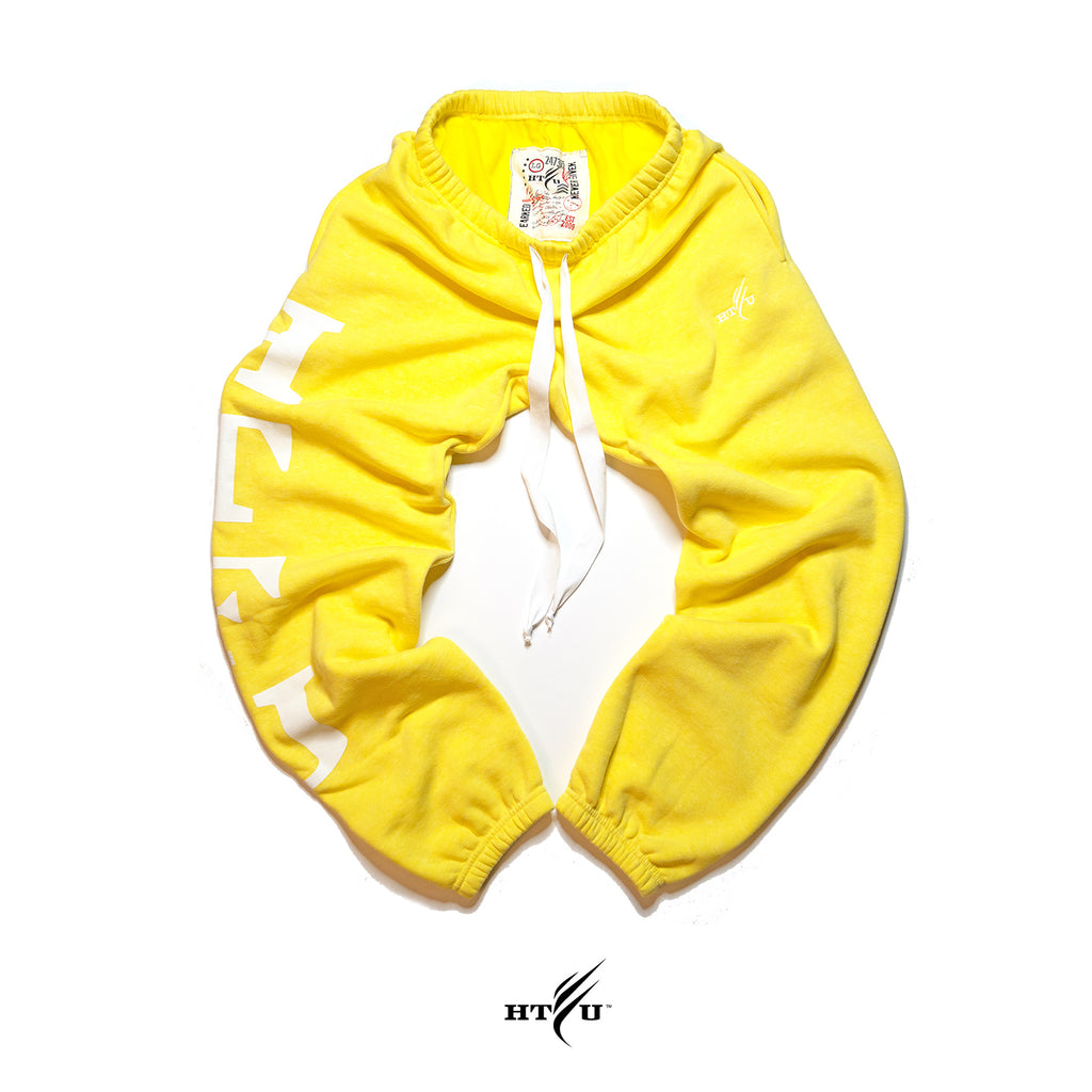 GymRat Sweatpants - Yellow - Ships Dec 19th