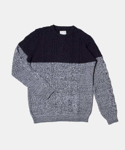 Cable Knit / Cable Knit / Autonomy Clothing