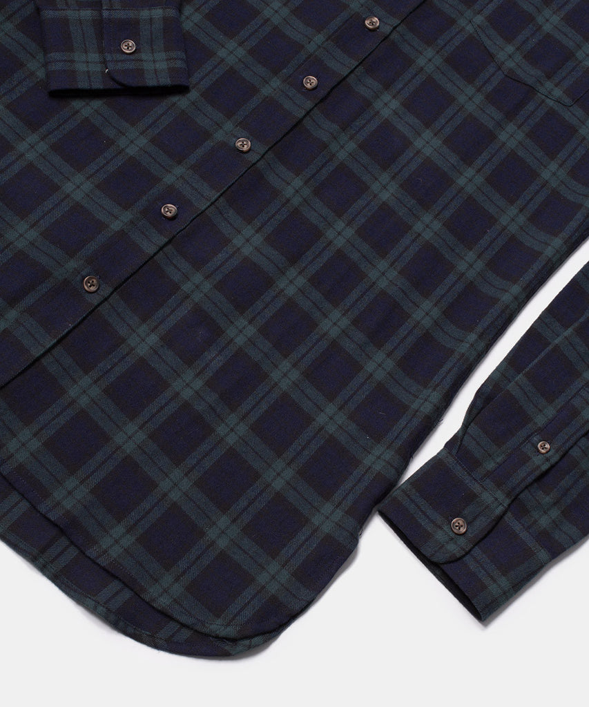 Django Check Shirt / Django Long Shirt / Autonomy Clothing