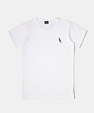 Parrot Rolled Tee