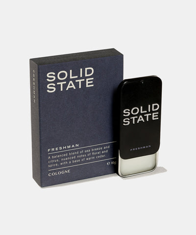 Solid State - Freshman Cologne