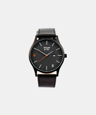 Wolff + Co - Nine To Five Watches / Watch / Wolff + Co