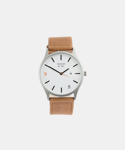 Wolff + Co - Nine To Five Watch